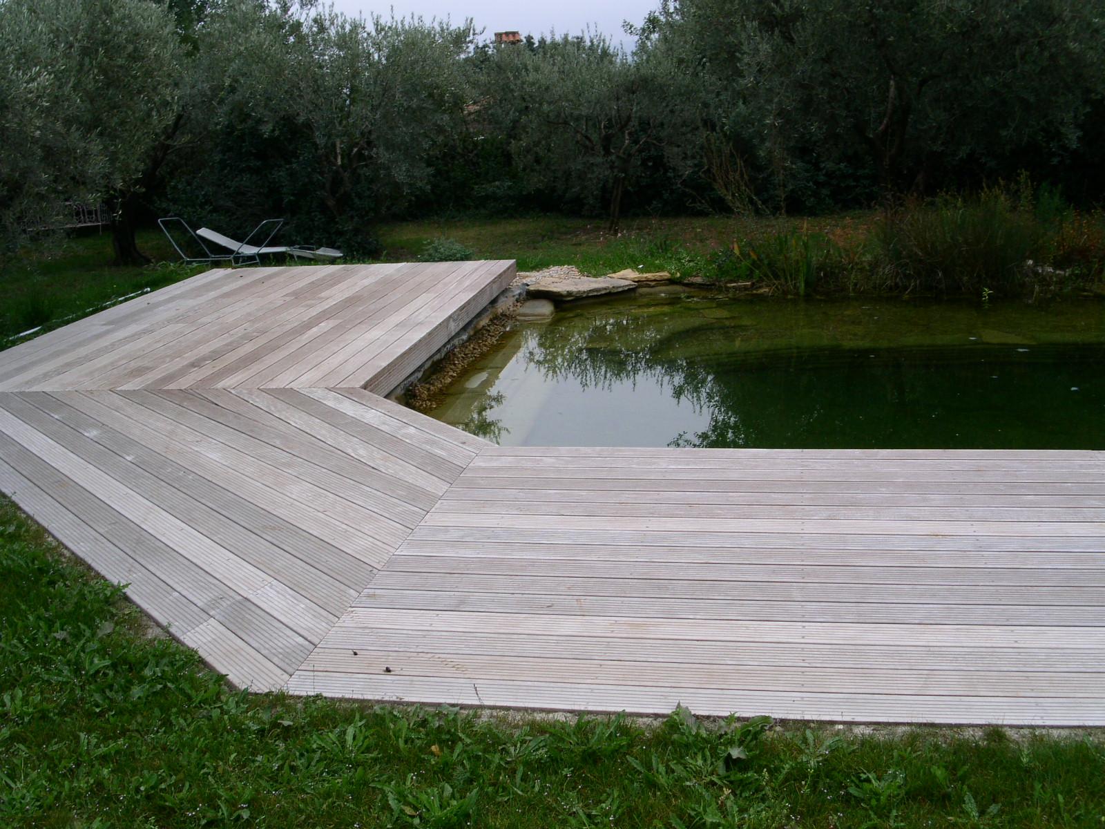 Terrasses extérieures - Menuiserie Provençale