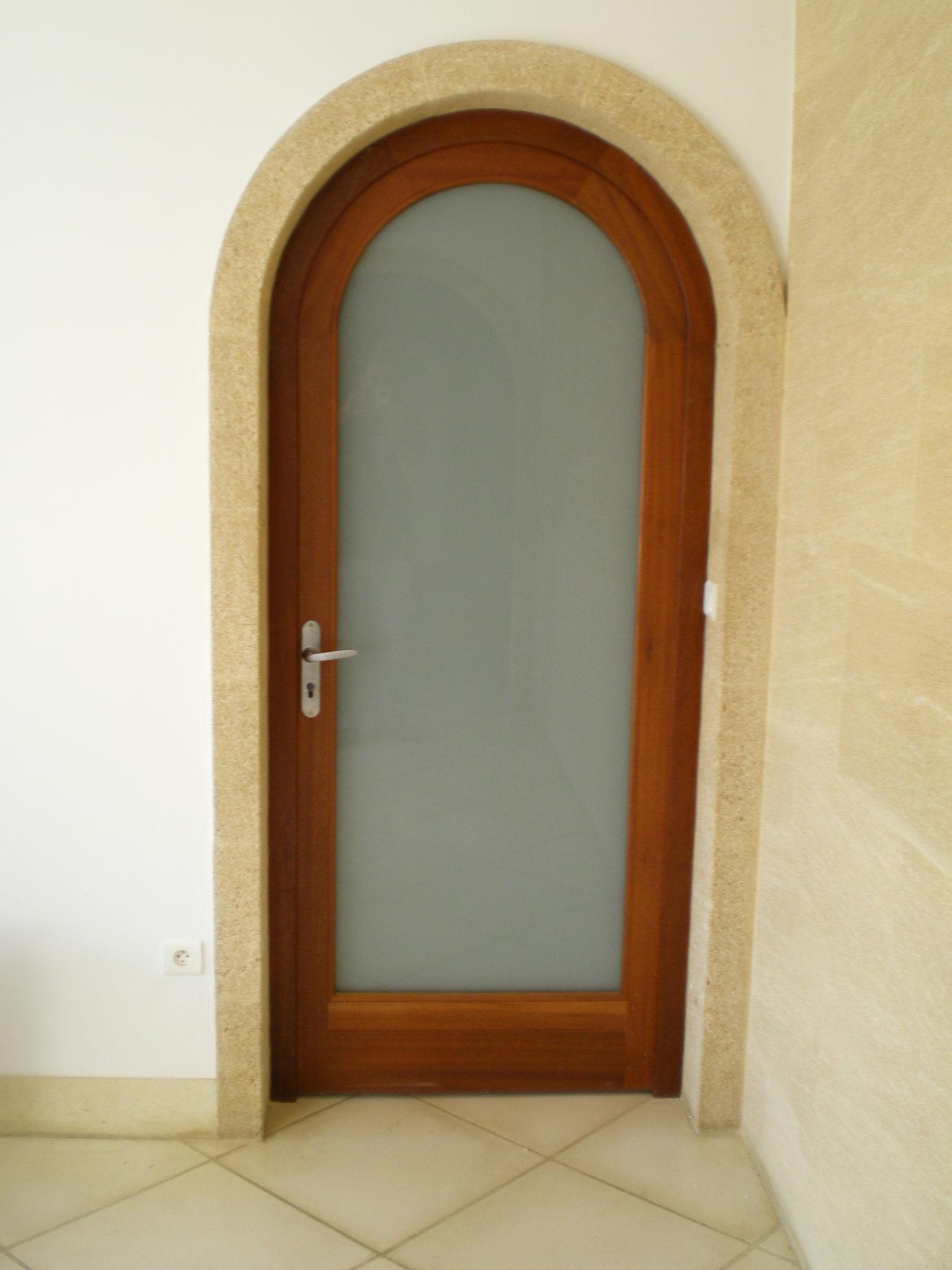 porte interieur contemporaine